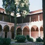 Cloître de Santa Maria delle Carmine photo Francesca GILLON