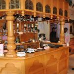 Jaipur - bar area