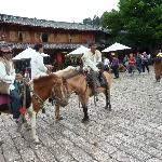 Ethnic horsemen