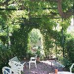 Dans le jardin du couvent photo Francesca GILLON
