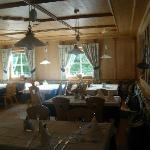 zona ristorante
