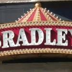 Bradley Playhouse Marquee