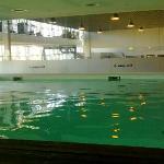 Crowne Plaza Copenhagen heated indoor swimming pool