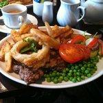 Steakhouse dinner in Rotherham