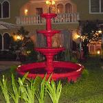 Fountain in the Courtyard