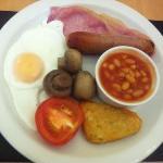 amazing cooked breakfast