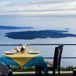 Foto de Skaros Fish Restaurant
