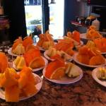 fruit plate designs