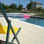 la piscine 6X12m