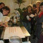 cours de fabrication de macarons  public