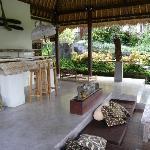 Petit salon Balinais
