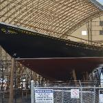 Bluenose II Restoration
