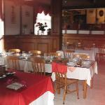 Speisesaal und Bar
