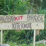 de kite school bord
