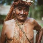 Yagua tribe leader