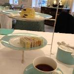Afternoon Tea @ Fortnum & Mason