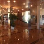 Hall de l'hôtel 4* Punta