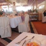 Restaurant de l'hôtel : une usine à touriste !