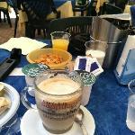Un Cafe Latte