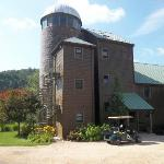 The Lodge and Silo Rooms