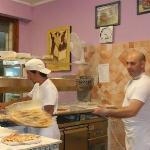 Cenzo.....il pizzaiolo