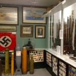 GUNS DISPLAY
