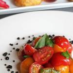 Sun Wing tomato salad