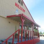 Hilltop Truck Stop north of Fairbanks