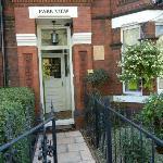 Foto de Park View Guest House