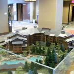 Trailhead Lodge Model, Steamboat Springs