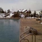Trailhead Lodge Pool, Steamboat Springs