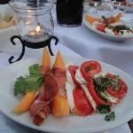 Jantar inesquecível