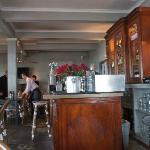 Inside The Grand Cafe
