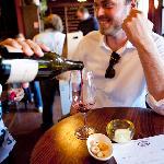 Wine tasting flights