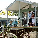 Shoal Bay Holiday Park Outrigger Villa
