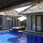 3 bedroom villa + pool