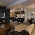 Penthouse no 5 at Sofitel Queenstown Hotel & Spa
