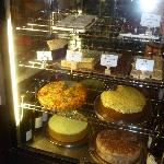 Great selection of Cakes and slices