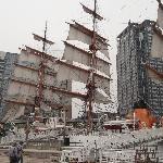 帆船日本丸の写真その2