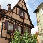 maison à Ribeauvillé