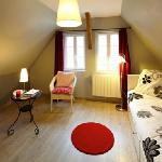 salon privé suite familiale