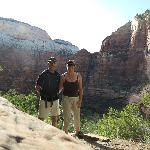 Close to the majestic Zion National Park