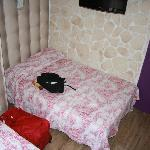 chambre très petite