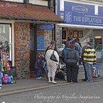Esplanade Fish Bar in Lynmouth, North Devon