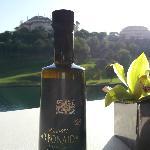 Nuestra Arbonaida Premium en la mesa, traída desde D·OLIVA