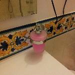 Bathroom soap dispenser, classy