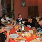 Diner - We've put kids together - Belgium - France - Italy - Spain