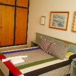 Habitación apartamento de arriba