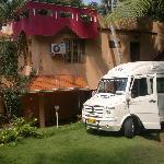 Ganesh House family club kovalam