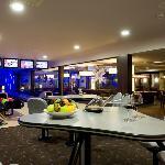 Relax bar - bowling, billiard